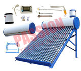 Balcony Wall Mounted Solar Water Heater Copper Coil , Instant Solar Water Heater 200L