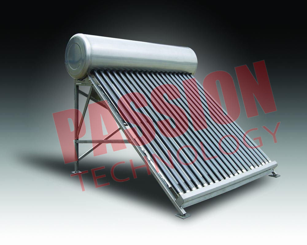 High Efficient Kitchen Thermal Solar Water Heater System OEM / ODM Available
