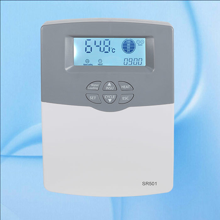 CE Approved Solar Water Heater Intelligent Controller With Temperature Display