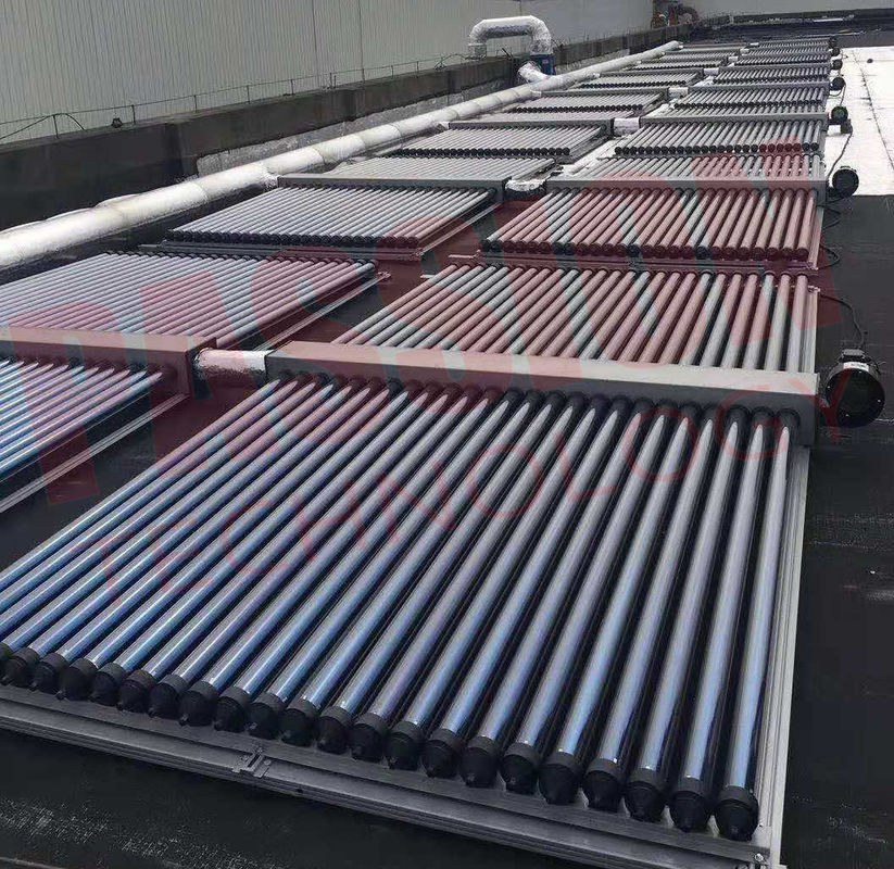 Sun Energy Concentrated Non Pressurized Solar Collector Economical