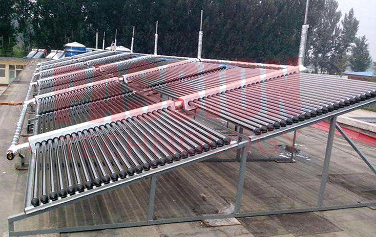 2000L Solar Heating Solution Solar Thermal Collector Glass Tube Solar Collector